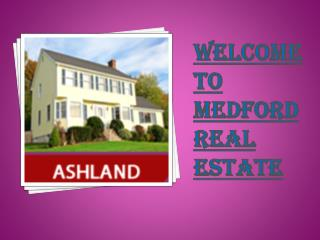 Medford real estate-A short clip