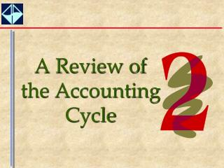 A Review of the Accounting Cycle