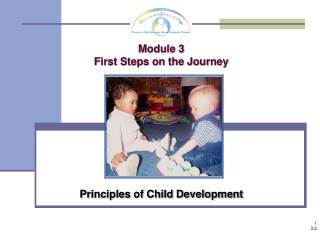 Module 3 First Steps on the Journey