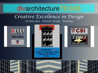 dlv architecture TEXAS