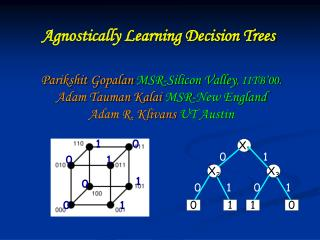 Agnostically Learning Decision Trees