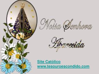 Site Católico tesouroescondido