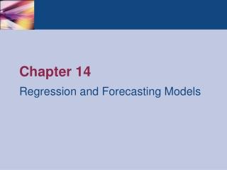 Regression Analysis Quantitative Dependent Variable