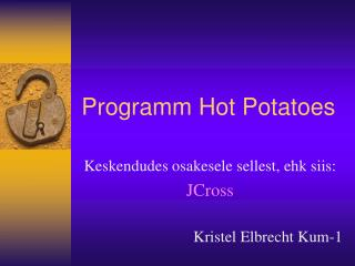 Programm Hot Potatoes