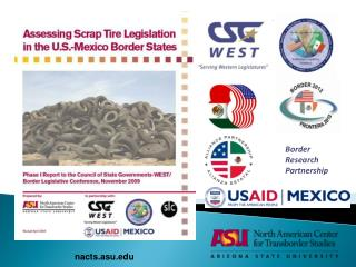 Border  Research  Partnership