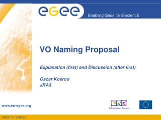 VO Naming Proposal