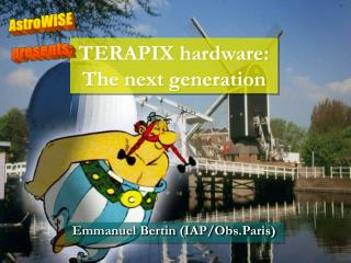 TERAPIX hardware: The next generation