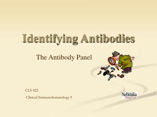 Identifying Antibodies