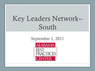 Key Leaders Network--South