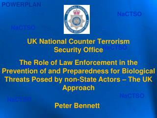 UK National Counter Terrorism Security Office