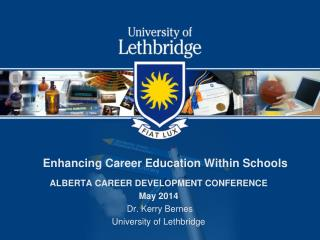 Enhancing Career Education Within Schools