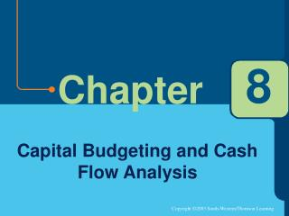 Capital Budgeting and Cash Flow Analysis