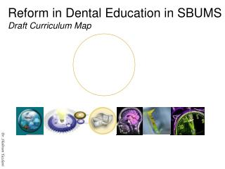 Reform in Dental Education in SBUMS Draft Curriculum Map