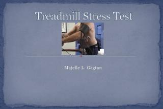 Treadmill Stress  Test