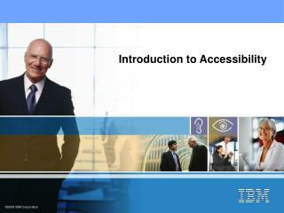 Introduction to Accessibility