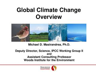 Global Climate Change Overview