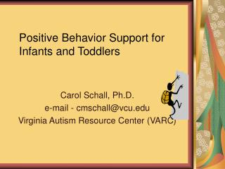 Positive Behavior Support for Infants and Toddlers