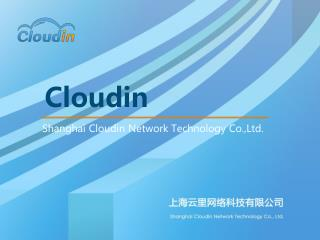 Cloudin