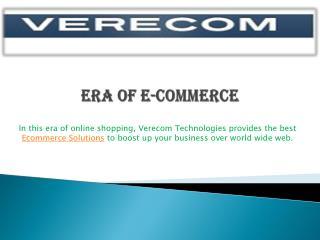 Ecommerce Company
