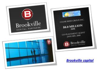 Brookville Capital