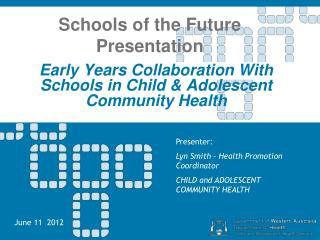 Schools of the Future Presentation