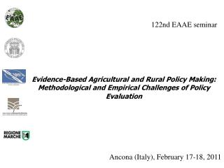 Evidence-Based Agricultural and Rural Policy Making: