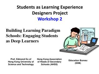 Students as Learning Experience Designers Project Workshop 2