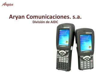 Aryan Comunicaciones. s.a.