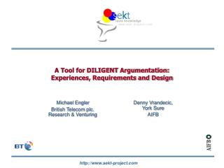 A Tool for DILIGENT Argumentation: Experiences, Requirements and Design