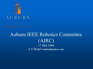 What is AIRC?