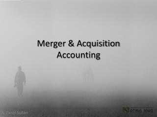 Merger & Acquisition Accounting