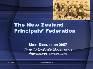 The New Zealand Principals' Federation