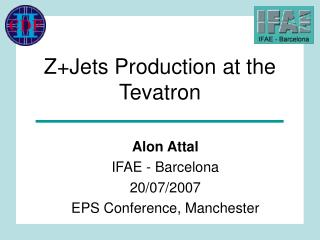 Z+Jets Production at the Tevatron