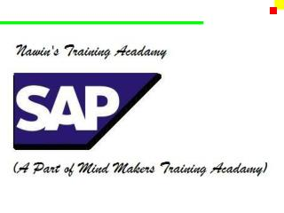 Mr. RG Nawin Krishna, Bsc(cs);Msc(psychology);MBA(HR);SAP(HCM/HR), - Nawin's Training Academy