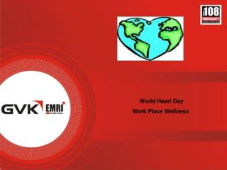 World Heart Day Work Place Wellness