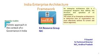 EA Resource Group NIC