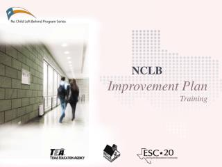 Improvement Plan Training