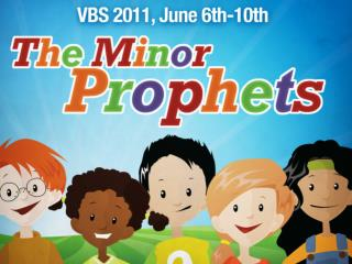 VBS 2011 Songs