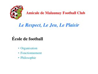 Amicale de Malaunay Football Club