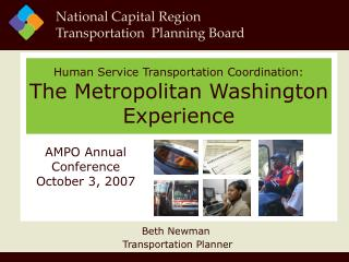 National Capital Region  Transportation  Planning Board