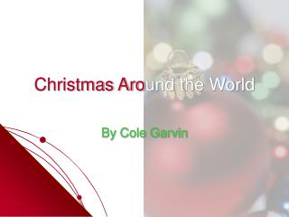 Christmas Aro und the World