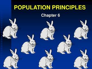 POPULATION PRINCIPLES