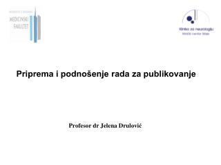 Priprema i podnošenje rada za publikovanje