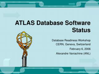 ATLAS Database Software Status