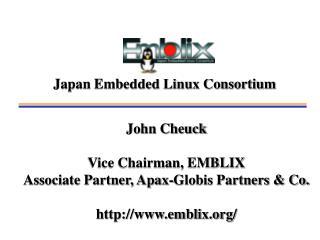 Japan Embedded Linux Consortium