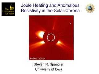 Joule Heating and Anomalous Resistivity in the Solar Corona