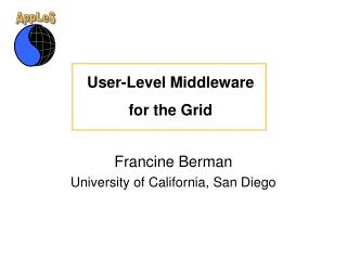 User-Level Middleware  for the Grid