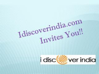 Tours of India -Visit the Attractive places in India