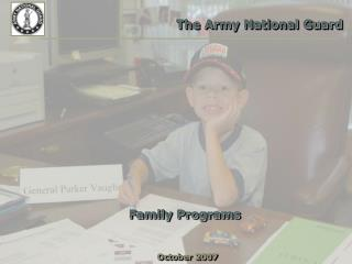 The Army National Guard