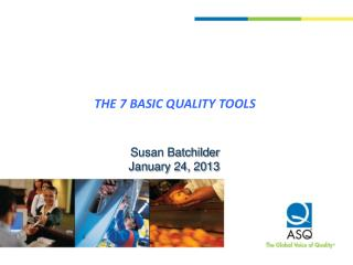 THE 7 BASIC QUALITY TOOLS